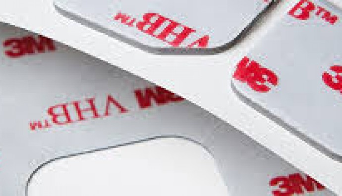 DIE CUT SPECIAL SIZE ACRYLIC TAPE